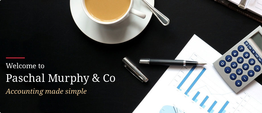 Welcome to Paschal Murphy & Co - Accounting made simple
